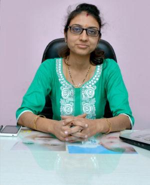 -Dr. Riddhi Pandya -Ayurvedic -Cosmetologist -Dietician -The -Sanjeevani -Ayurvedic -Hospital