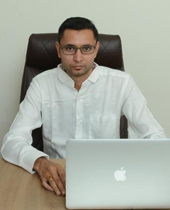 -Dr. Vishal Pandya -Founder -The -Sanjeevani -Ayurvedic -Hospital